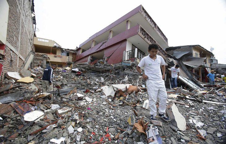 Страховщики оценили убытки от природных катастроф в $144 млрд.