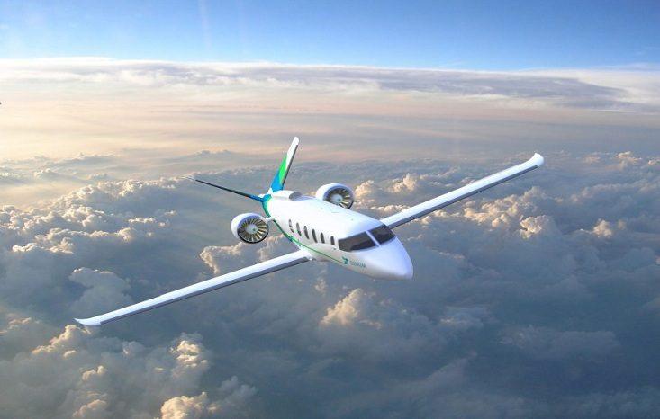 Гибридный электросамолет снизит цену перелетов на 80%