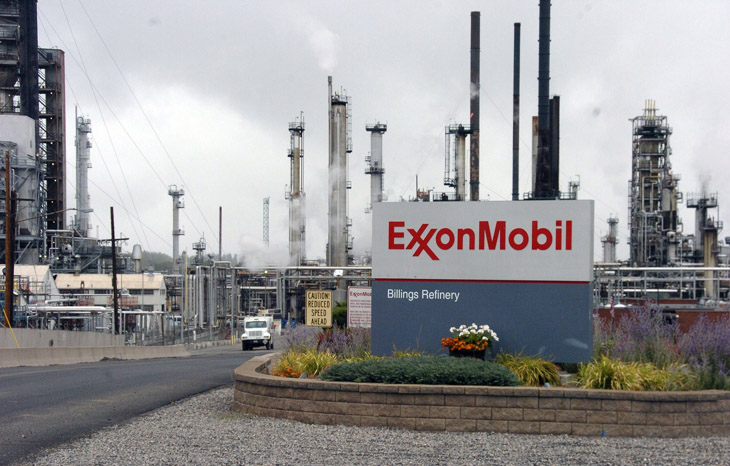 Shareholders force ExxonMobil to come clean on cost of climate change