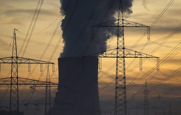 В Британии на день отказались от угольных электростанций
