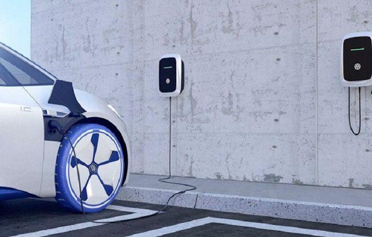 Volkswagen займется интеллектуальной зарядкой электромобилей