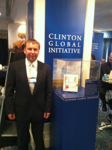 "International Forum ""Clinton Global Initiative"""