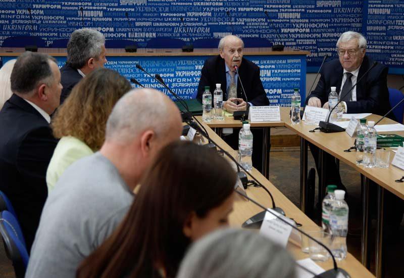Круглый стол на тему электронной демократии