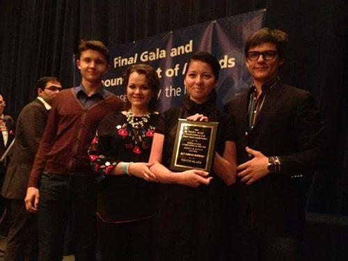 Студенты КИМО приняли участие в международном конкурсе Филиппа Джессопа