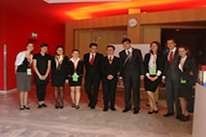 Participation of Ukrainian students in the international legal competition of Ben Telders