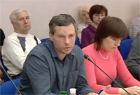 "Director of the Institute of socio-political designing ""Dialogue"" Andriy Miselyuk"