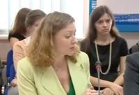 Эксперт Центра политико-правовых реформ Юлия Кириченко