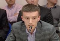 Исполнительный директор МО «Пласт - национальная скаутская организация Украины» Дмитрий Колесников
