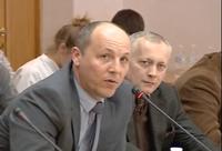 Народный депутат Украины Андрей Парубий