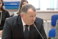 Народный депутат Украины Михаил Апостол