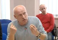 Общественно-политический деятель, глава наблюдательного совета учредительства «Общественность» Олег Рыбачук
