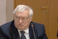 Общественно-политический деятель, писатель, доктор медицинских наук, член Мировой академии искусства и науки Юрий Щербак