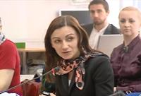 Общественно-политический деятель, журналист Наталья Соколенко